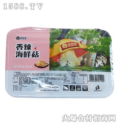 百珍坊-香辣海鲜菇170克