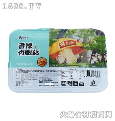 百珍坊-香辣杏鲍菇170克