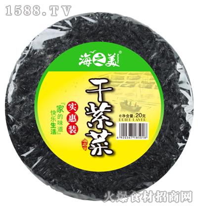 海之美干紫菜【20克】