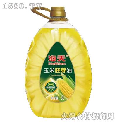 海天玉米胚芽油【5L】