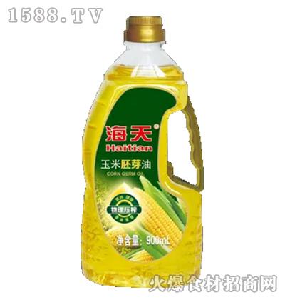 海天玉米胚芽油【900ml】