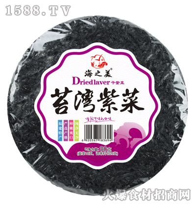 海之美台湾紫菜【30克】