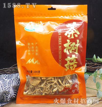 荷香田园茶树菇【100克】