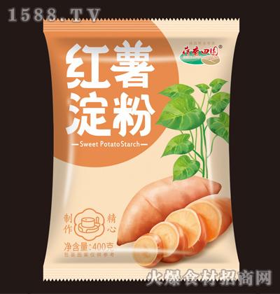 荷香田园红薯淀粉【400克】