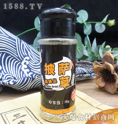 荷香田园披萨草-塑料瓶【19g】