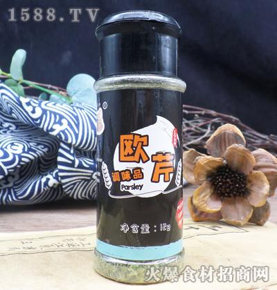 荷香田园欧芹-塑料瓶【12g】