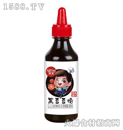 开天-黑豆豆捞【280ml】
