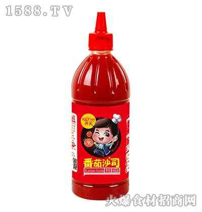 开天番茄沙司【660g】