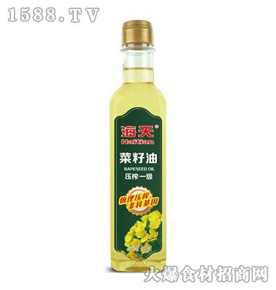 海天压榨一级菜籽油【500ml】