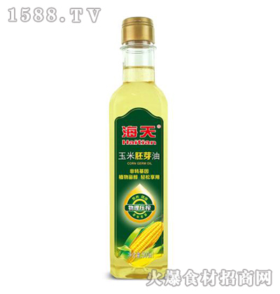 海天玉米胚芽油【500ml】