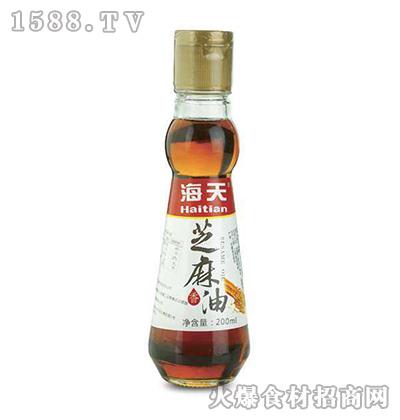 海天芝麻油【200ml】