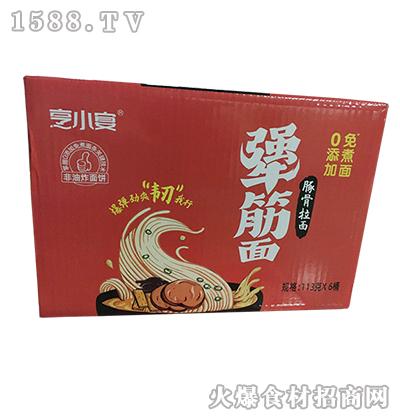 烹小宴-犟筋面豚骨拉面(箱装)