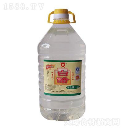 正堂白醋【5L】