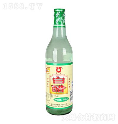 正堂白醋【500ml】