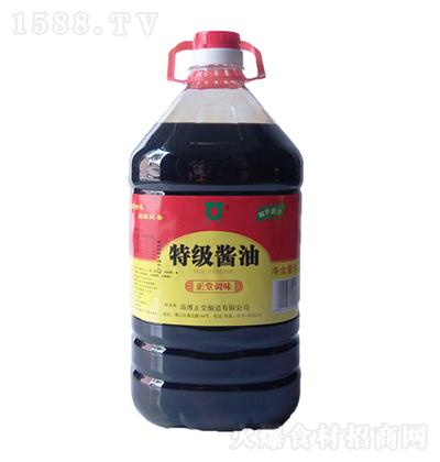 正堂特级酱油【5L】