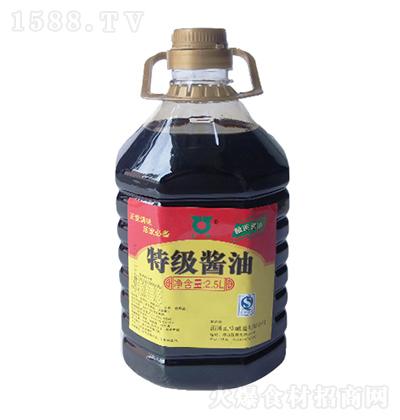 正堂特级酱油【2.5L】