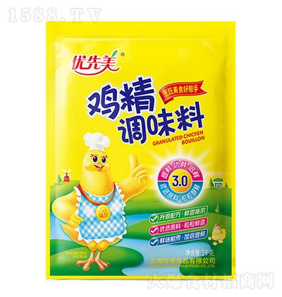优先美鸡精调味料1kg