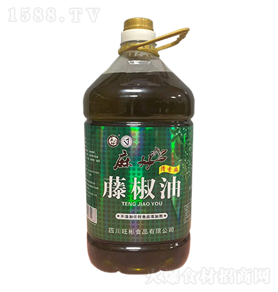 麻�I-藤椒油(清香麻)