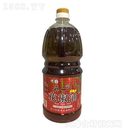 麻�I特麻花椒油