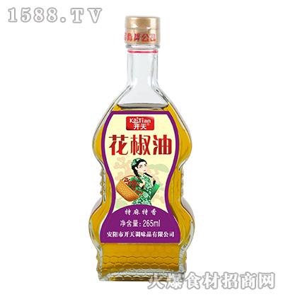 开天花椒油【265ml】