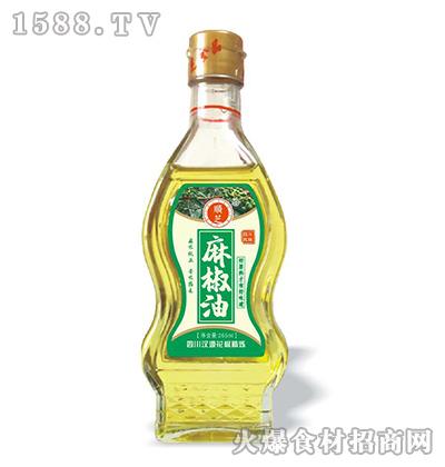 顺芝麻椒油【265ml】