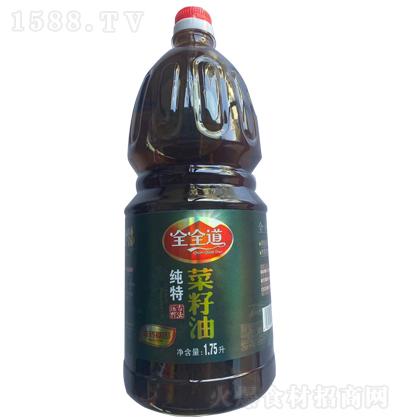 全全道纯特菜籽油【1.75L】