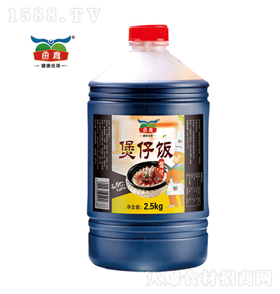 雄鹰煲仔饭酱汁【2.5kg】