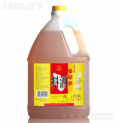 鱼鹰料酒【1.75L】