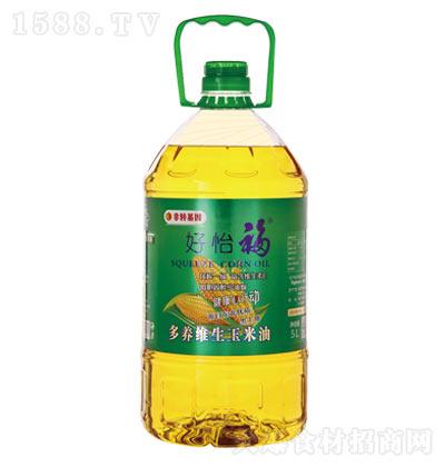 好怡福-多养维生玉米油【5L】