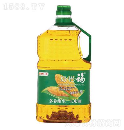 好怡福多养维生玉米油【5L】