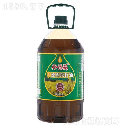 好怡福原香菜籽油【5L】