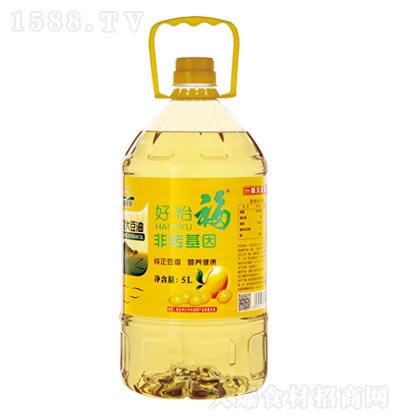 好怡福――一级大豆油【5L】