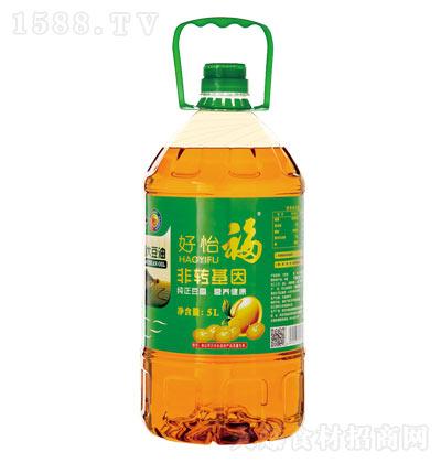 好怡福―一级大豆油【5L】