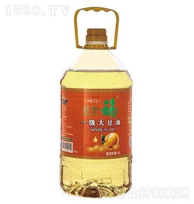 好怡福-一级大豆油【5L】