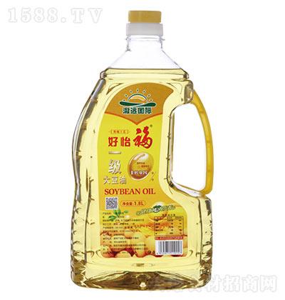 好怡福―一级大豆油【1.8L】