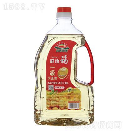 好怡福一级大豆油【1.8L】