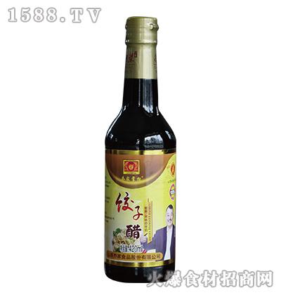 乔家掌柜饺子醋【420ml】