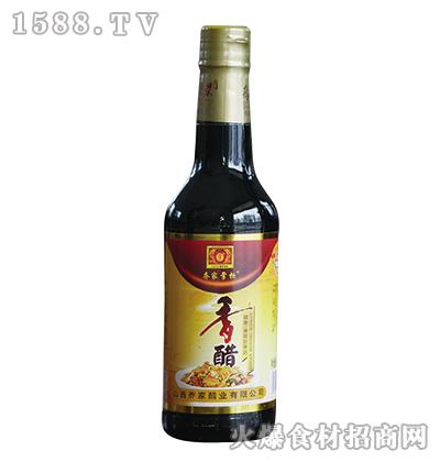 乔家掌柜香醋【420ml】