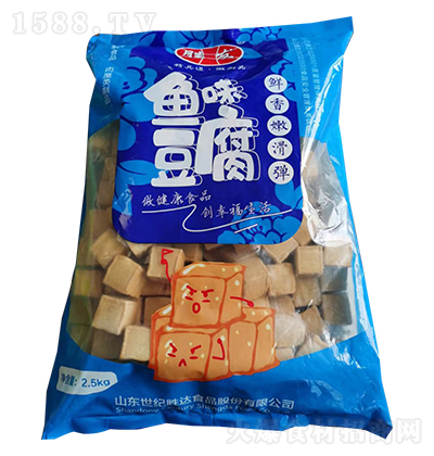 胜发鱼味豆腐【2.5kg】