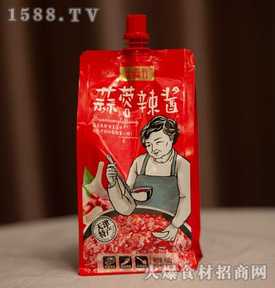 金蕊竹蒜蓉辣酱【450g】