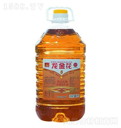 龙金花原浆花生油【10kg】