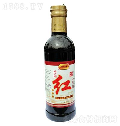 树德森德阳红酱油【500ml】