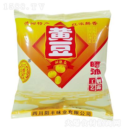 树德森黄豆晒油