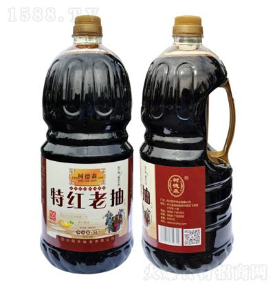 树德森特红老抽酱油【5L】