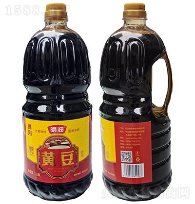 晒油德阳黄豆晒油【1.8L】