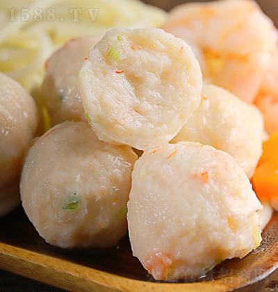 嘉荣食品-鲜虾球