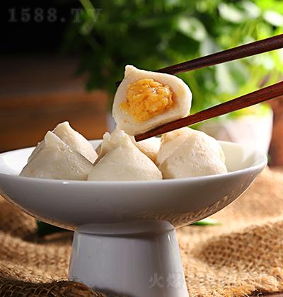 嘉荣食品-水滴鱼籽包
