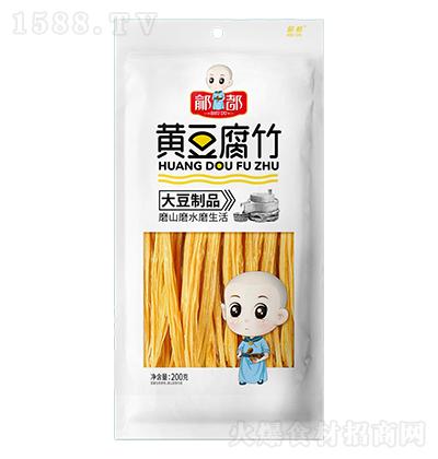 �g都黄豆腐竹【200克】