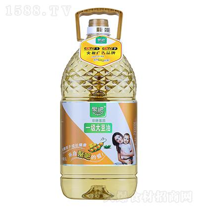 聚吧一级大豆油【5L】