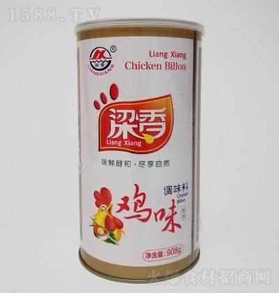 梁香鸡味调味料【908g】